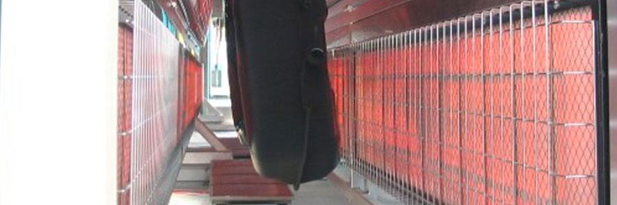 Four de cuisson à infrarouge - Avagliano